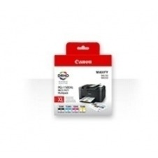 Canon PGI-1500XL C/M/Y/BK Multipack - Alto rendimiento - negro, amarillo, cián, magenta - original - depósito de tinta