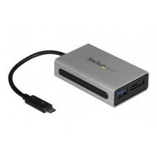 StarTech.com Thunderbolt 3 to eSATA Adapter + USB 3.1 Port - Mac / Windows - controlador de almacenamiento - USB 3.1 Gen 2 / eSATA 6Gb/s - Thunderbolt