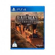 JUEGO SONY PS4 RAILWAY EMPIRE