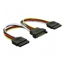 DeLOCK cable de alimentación - 15 cm