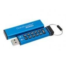 Kingston DataTraveler 2000 - unidad flash USB - 64 GB