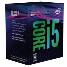 Intel Core i5 8400 / 2.8 GHz procesador