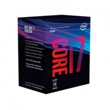 Intel Core i7 8700K / 3.7 GHz procesador