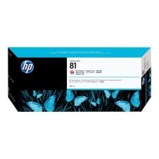 HP 81 - magenta claro - original - cartucho de tinta