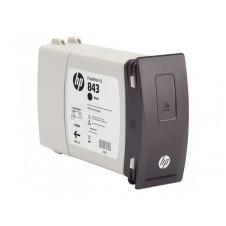 HP 843C - negro - original - PageWide XL - cartucho de tinta