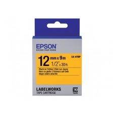 Epson LK-4YBP - cinta de etiqueta - 1 bobina(s)