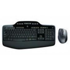 Logitech Wireless Desktop MK710 - juego de teclado y ratón - Español