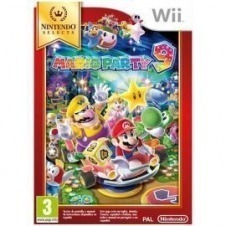 WII MARIO PARTY 9 NIN SELECTS