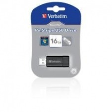 16GB USB STORENGO PINSTRIPE NEGRO