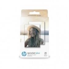 HP ZINK PAPEL FOTO 20HOJ 5.8X8.7CM