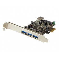 StarTech.com Tarjeta PCI Express con 4 Puertos USB 3.0 - adaptador USB