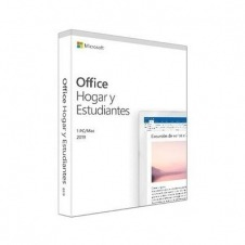 SOFTWARE MICROSOFT OFFICE 2019 HOGAR Y ESTUDIAN(FPP)