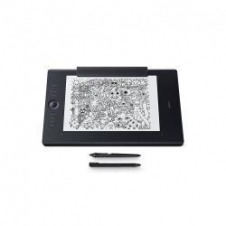 Wacom Intuos Pro Paper Edition Large - digitalizador - USB, Bluetooth - negro