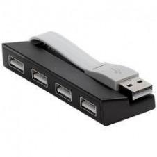 Targus 4-Port USB Hub - hub - 4 puertos