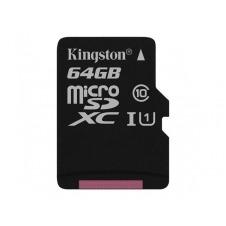 Kingston Canvas Select - tarjeta de memoria flash - 64 GB - microSDXC UHS-I