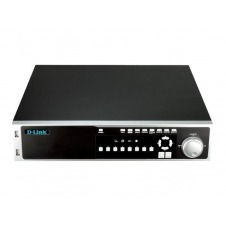 D-Link DNR-2060-08P JustConnect Multifunctional Network Video Recorder - unidad independiente de DVR - 8 canales
