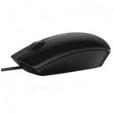 Dell MS116 - ratón - USB - negro