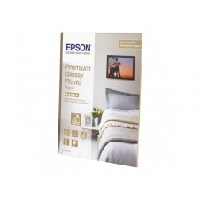Epson Premium papel fotográfico brillante - papel fotográfico brillante - 30 hoja(s)