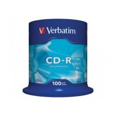 Verbatim - CD-R x 100 - 700 MB - soportes de almacenamiento