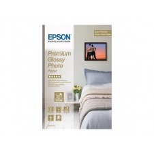 Epson Premium papel fotográfico brillante - papel fotográfico brillante - 15 hoja(s)