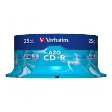 Verbatim - CD-R x 25 - soportes de almacenamiento