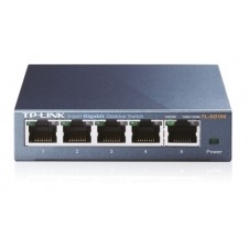HUB SWITCH 5 PTOS 10/100/1000 TP-LINK TL-SG105