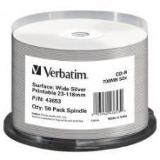 Verbatim - CD-R x 50 - 700 MB - soportes de almacenamiento