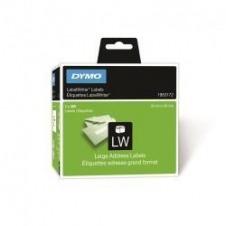 DYMO LabelWriter Large - etiquetas de direcciones - 260 etiqueta(s)