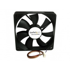 StarTech.com entilador de PC 120x25mm con PWM – Conector con Modulación por Ancho de Pulso - ventilador para caja