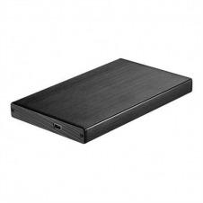 ACC CARC. 2,5 SATA USB3.0 NEGRA