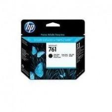HP 761 - negro mate - cabezal de impresión