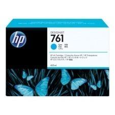HP 761 - cián - original - cartucho de tinta