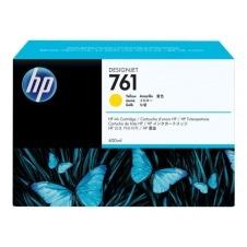 HP 761 - amarillo - original - cartucho de tinta