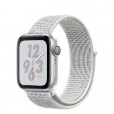 APPLEWATCH NIKE+ S4 GPS 40MM ACCSSIL ALUM CASE WHITE NIKE LOOP IN