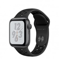 APPLEWATCH NIKE+ S4 GPS 40MM ACCSSP GR ALUM CASE ANTHR/BLACK NIKE IN