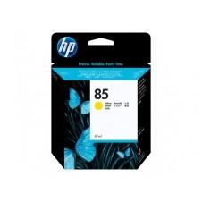 HP 85 - amarillo - original - cartucho de tinta