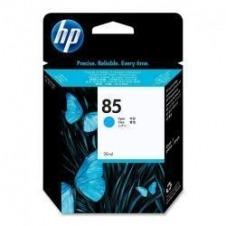 HP 85 - cián - original - cartucho de tinta