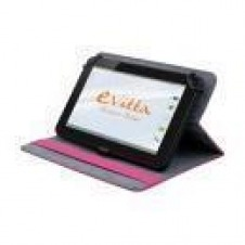 E-Vitta Stand 2P Universal - Con tapa para tableta - caucho - rosa