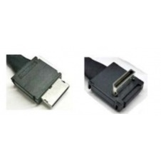 Intel Oculink Cable Kit OCuLink SFF-8611 OCuLink SFF-8611 Negro adaptador de cable