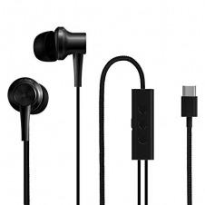 XIAOMI DUAL DRIVER EARPHONES TYPE-C BLACK, NEGROS