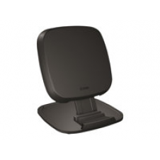 ZENS Ultra Fast Wireless Charger Stand - Wireless charging stand + AC power adapter - 15 Watt - Apple Fast Charge / Samsung Fast Charge - United Kingdom, United States, European Union