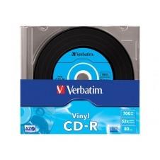 Verbatim Data Vinyl - CD-R x 10 - 700 MB - soportes de almacenamiento