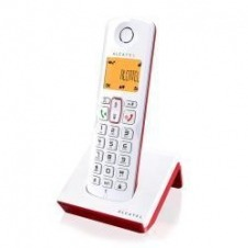 Alcatel S250 - teléfono inalámbrico con ID de llamadas