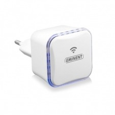 Eminent Wireless N Mini Repeater with signal indicator (WPS connect)