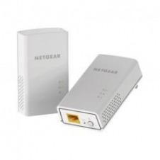 NETGEAR Powerline PL1000 - Puente - GigE, HomePlug AV (HPAV) 2.0 - conectable en la pared (paquete de 2)