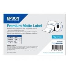 Epson Premium - etiquetas troqueladas - 265 etiqueta(s)