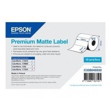 Epson Premium - etiquetas troqueladas - 440 etiqueta(s)