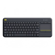 Logitech Wireless Touch Keyboard K400 Plus - teclado - Holandés
