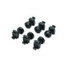 NUTS CAGE WITH M6 SCREWS BLACK