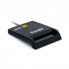 TOOQ CARD READER EXTERNO (TQR-210B) ALL IN ONE DNI ELECTRONICO USB 2.0